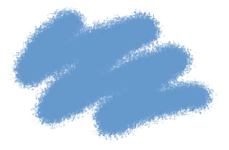 Краски для моделизма Zvezda Серо-голубая
