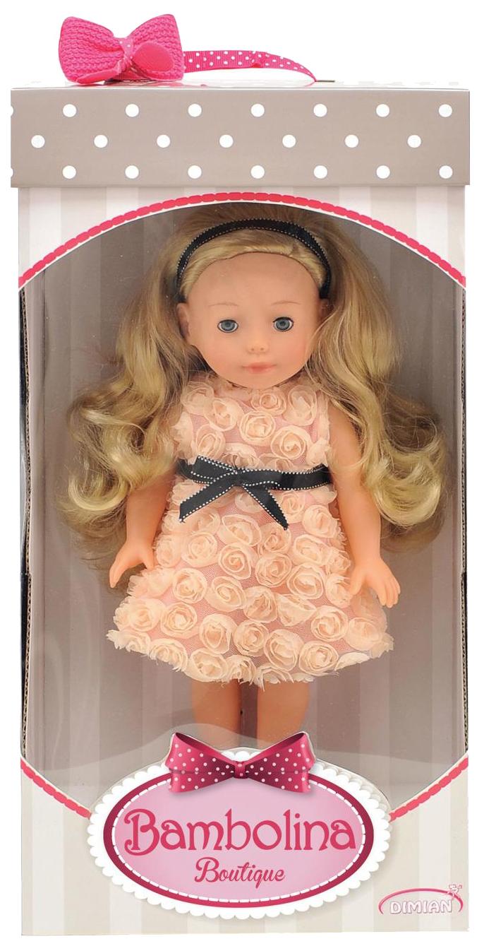 Кукла Dimian Bambolina Boutique 30 см фото