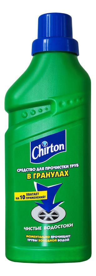 Средство Chirton для очистки труб и сливов