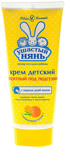Крем детский под подгузник Невская Косметика 100 мл