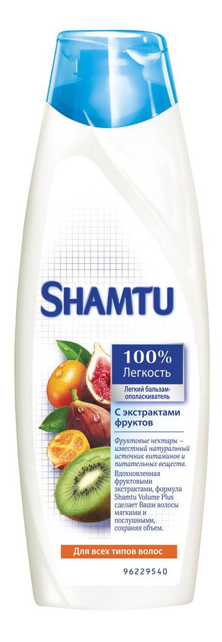 Бальзам для волос Shamtu Питание и сила 360 мл
