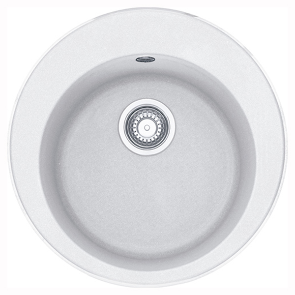 Мойка для кухни гранитная Franke ROG 610-41 1140175354 белый