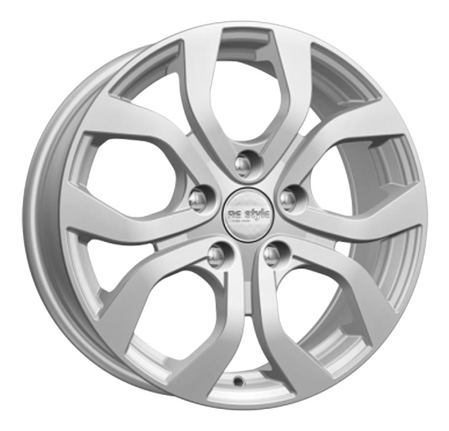 Колесные диски K&K Реплика R16 6.5J PCD5x114.3 ET50 D66.1 (65848) фото