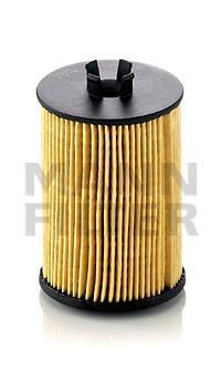 Фильтрующий элемент масляного фильтра MANN-FILTER HU612/1X