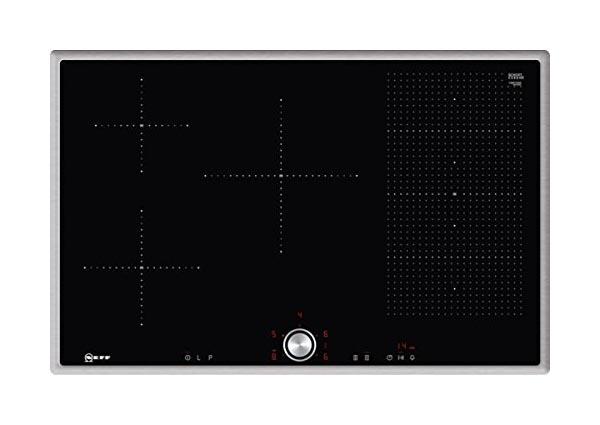Встраиваемая варочная панель индукционная Neff T58BT20N0 Black