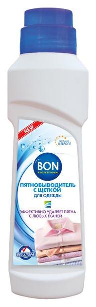 Пятновыводитель для одежды Bon BN-155-1 BN-155-1 0,25л по цене 390