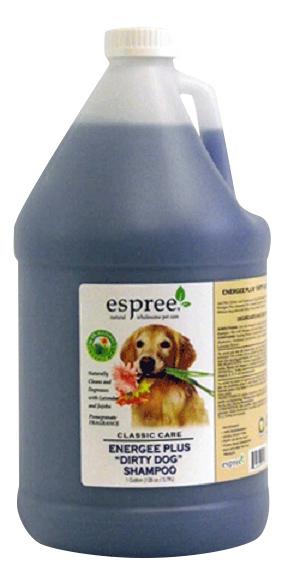 Шампунь для собак Espree Classic Care Energee Plus Dirty Dog Ароматный гранат 379 л.