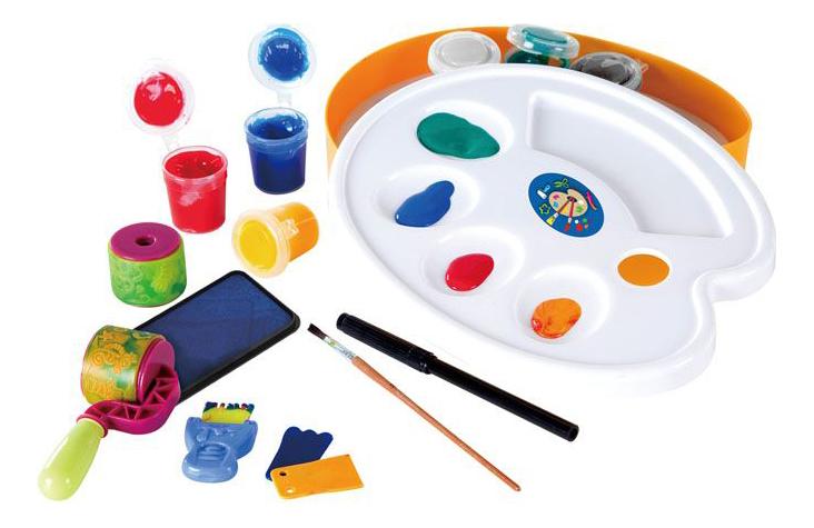 Набор для рисования Playgo Junior Box Set