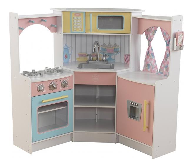 Детская кухня KidKraft Duluxe