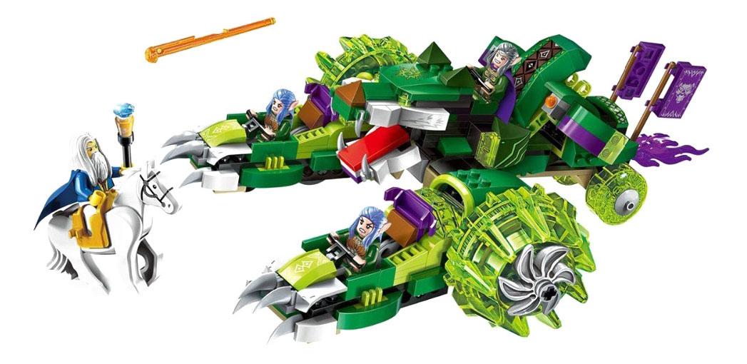 Купить Конструктор война славы сириус и колесница 392 детали Brick 2312,