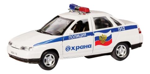 Купить Машина спецслужбы Autotime Лада 110 Охрана 1:36,
