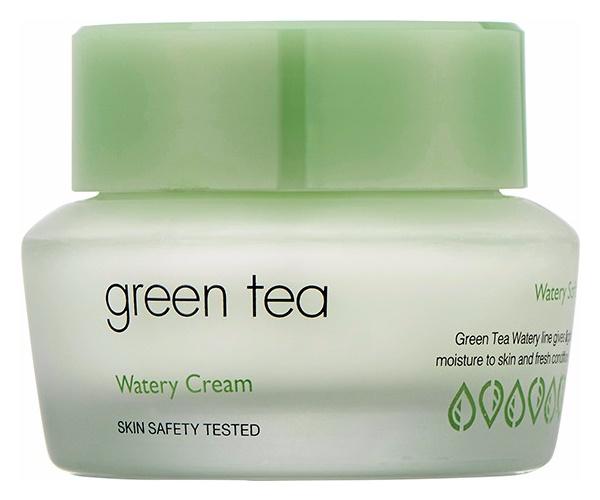 Крем для лица It's Skin Green Tea watery для жирной и комбинированной кожи 50 мл фото