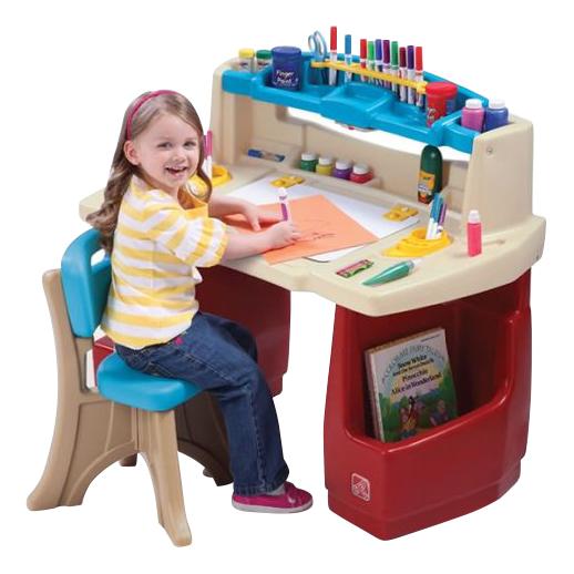 Парта детская Трансформер Step 2 702500