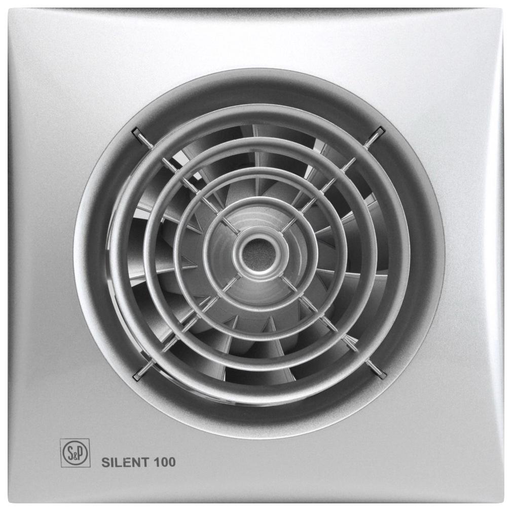 Вентилятор настенный Soler#and#Palau Silent-100 CZ 03-0103-105