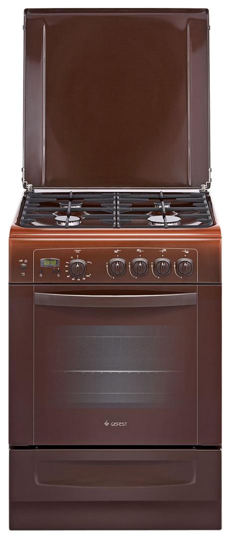 Газовая плита GEFEST ПГ 6100-03 0001 Brown