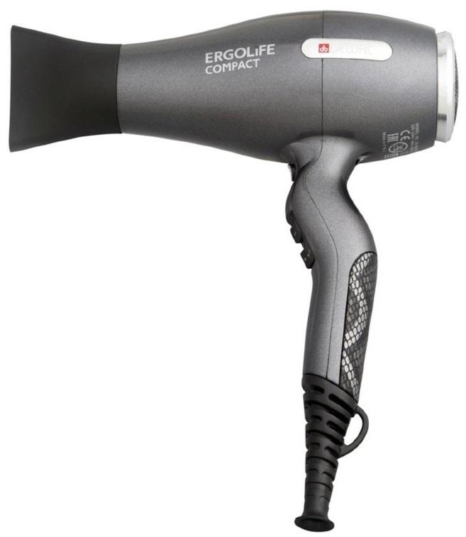 Фен Dewal ErgoLife Compact 03 002 Gray