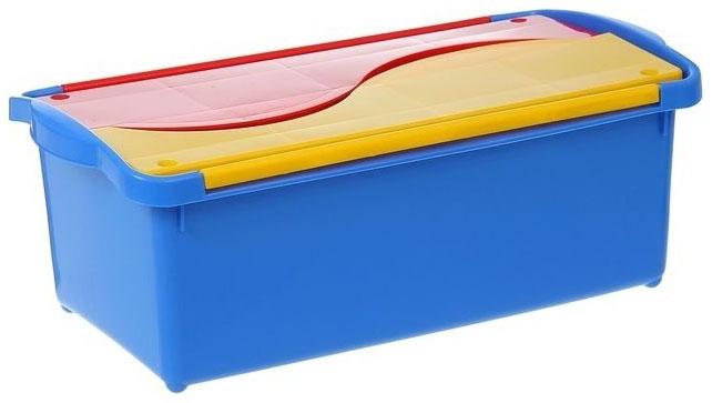 Купить CombiPT1988 8, 5л, Ящик для хранения игрушек PLAST TEAM Combi пластик PT1988 8, Ящики для хранения игрушек