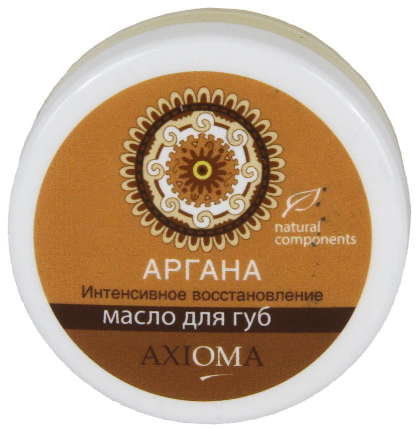 Масло для губ Axioma Аргана 10 мл