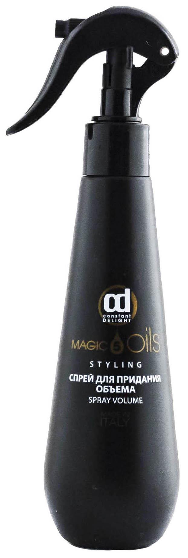 Купить Средство для укладки волос CONSTANT DELIGHT 5 Magic Oils Для придания объема 200 мл