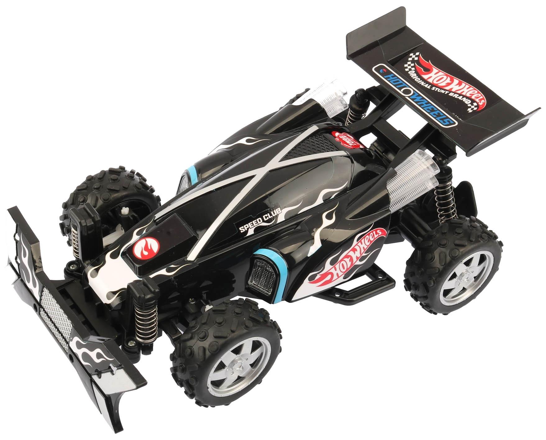 Радиоуправляемая машинка Mattel Т10984 Hot Wheels Багги cо светом