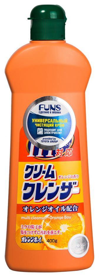 Крем чистящий Funs orange boy универсальный