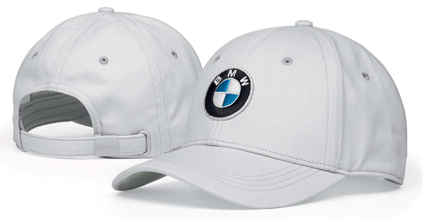 Бейсболка унисекс BMW 80162454622 Logo Grey