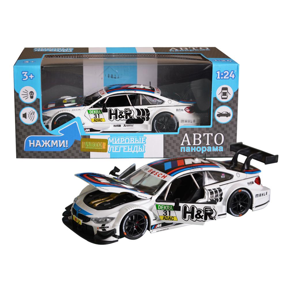 Машинка металлическая Автопанорама 1:24 BMW M4 JB1200219
