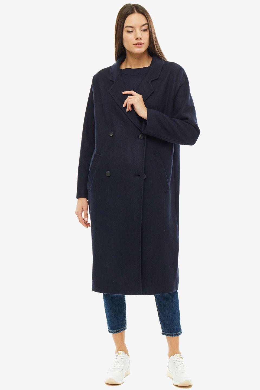 Пальто женское s.Oliver синее