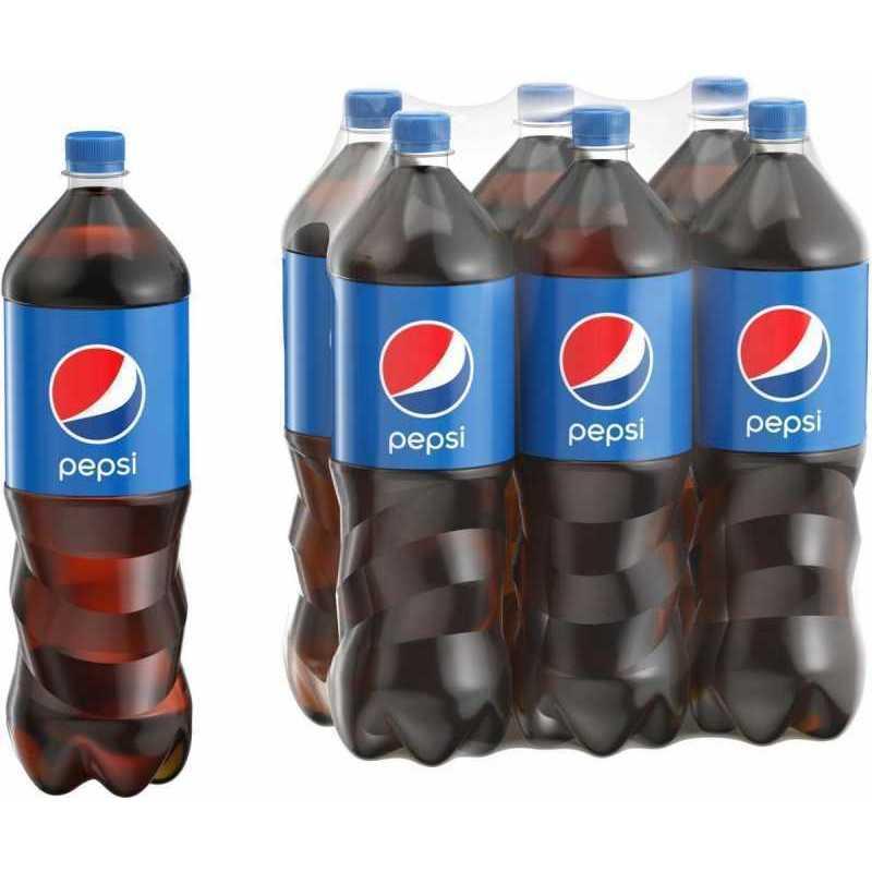 Напиток Pepsi газированный 1.5 л упаковка 6 шт