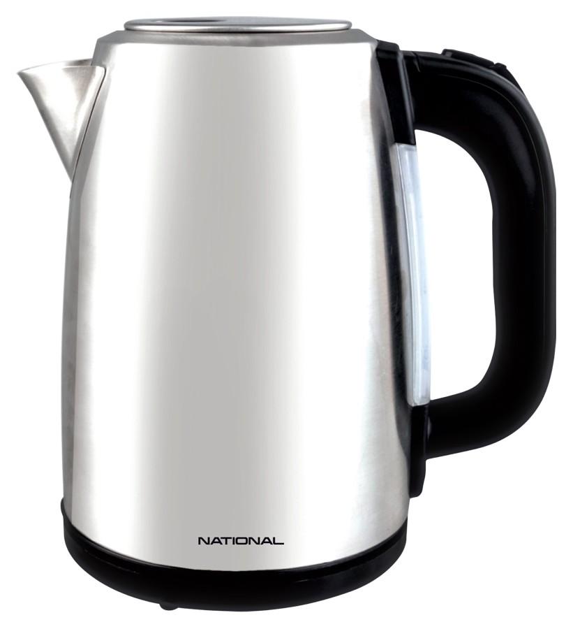 Чайник электрический National NK-KE17527 Silver фото