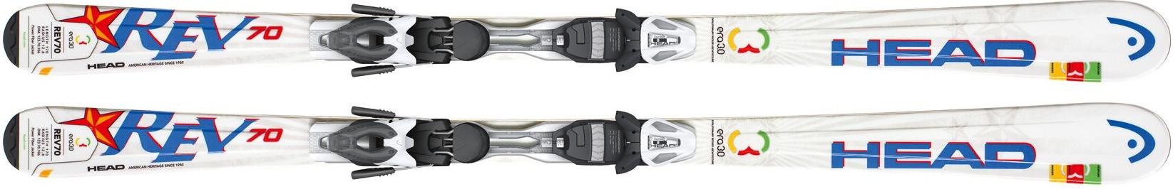 Горные лыжи Head REV 70 R TREK