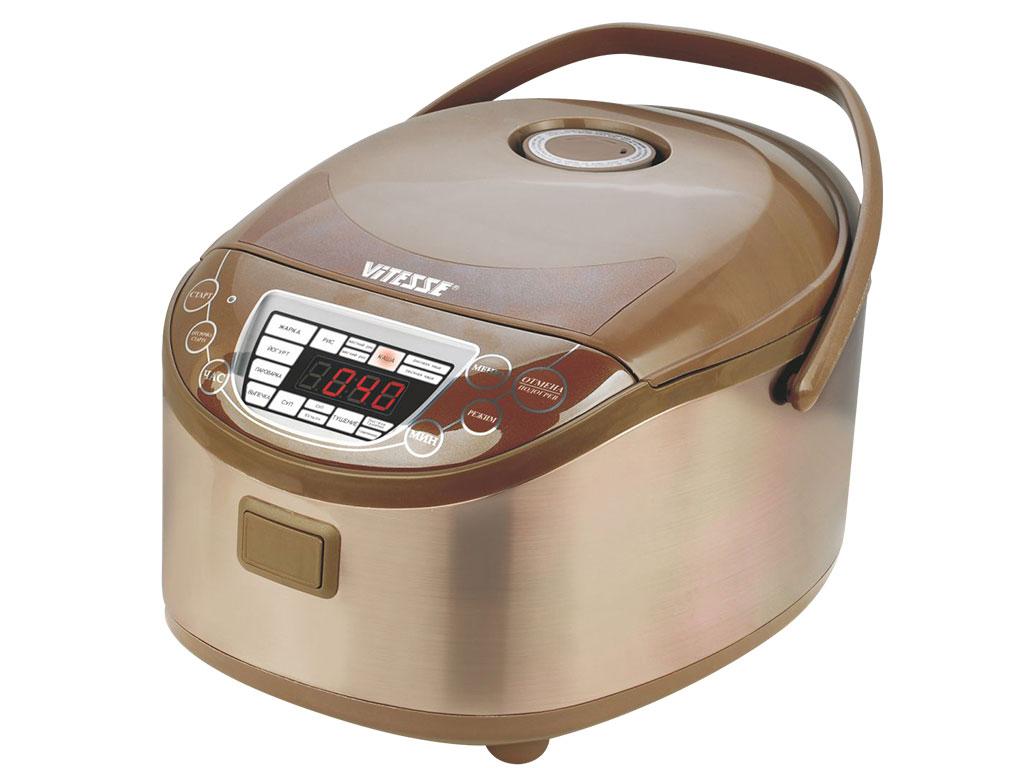 Мультиварка VITESSE VS-599 Brown
