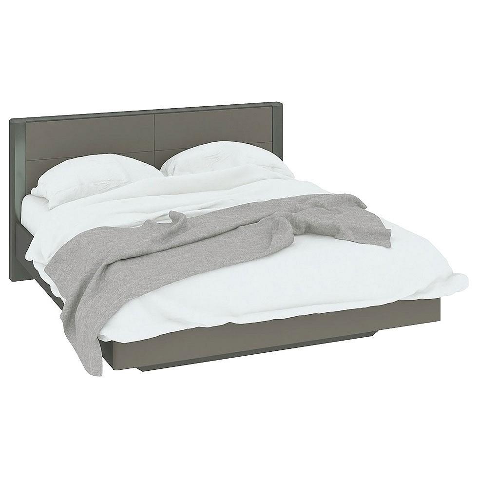 Кровать двуспальная Трия Наоми СМ 208.01.01 160х200