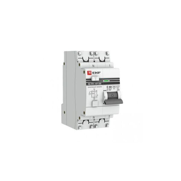 Дифавтоматы EKF DA32-25-100S-pro