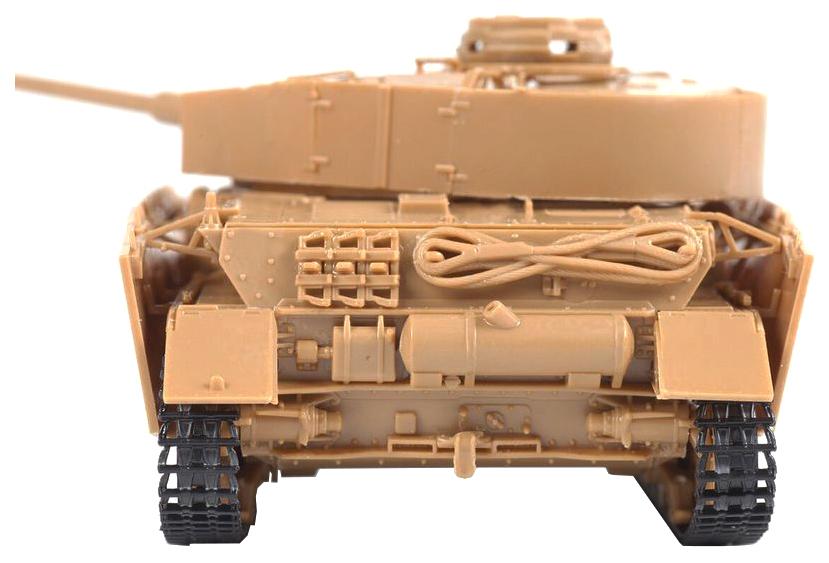 Купить Модель сборная ZVEZDA Немецкий средний танк Т-IV H, Модели для сборки