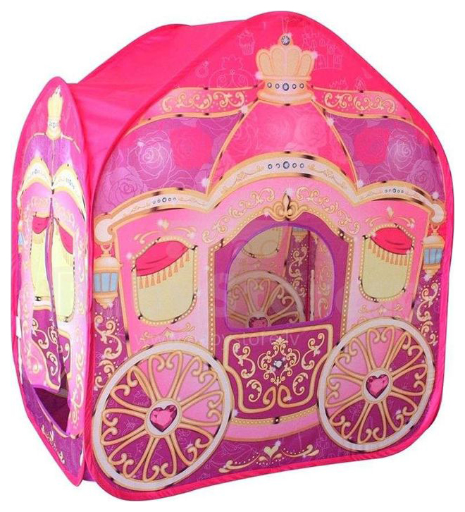 Палатка игровая Наша игрушка Карета Принцессы