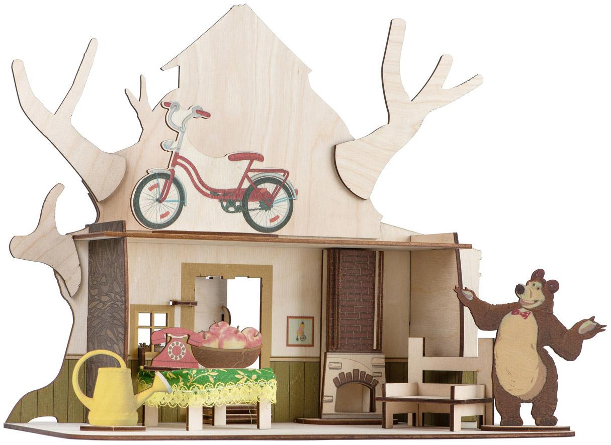 Купить Кукольный домик Домик Миши , Большой слон, Кукольные домики