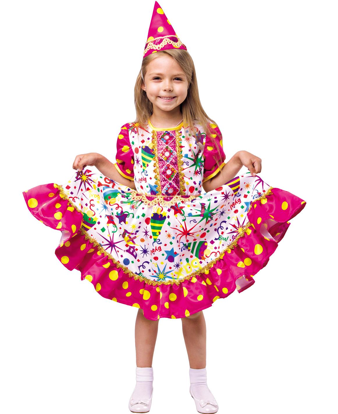 Купить 1042, Карнавальный костюм Батик Принцесса, цв. разноцветный р.122,