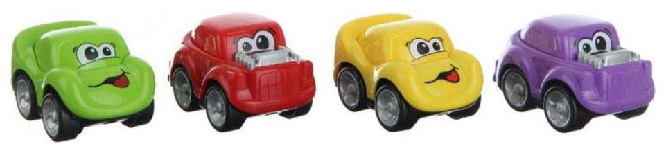 Набор машин Red Box 4 шт.