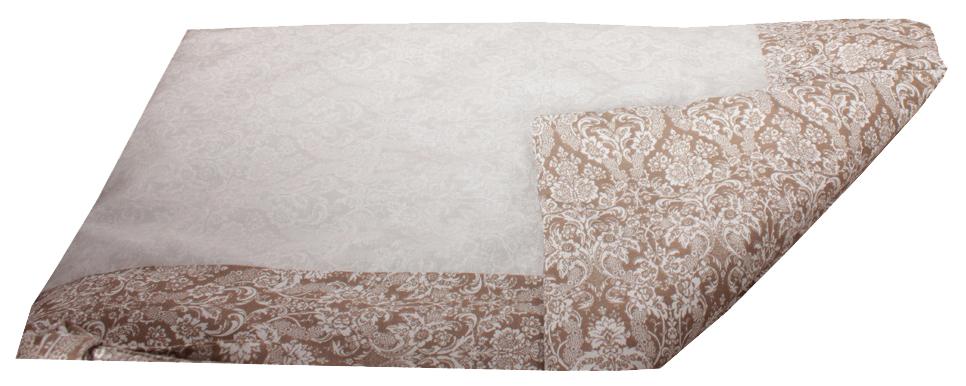 Комплект постельного белья в кроватку AmaroBaby Premium Элит кофе, 18 предметов
