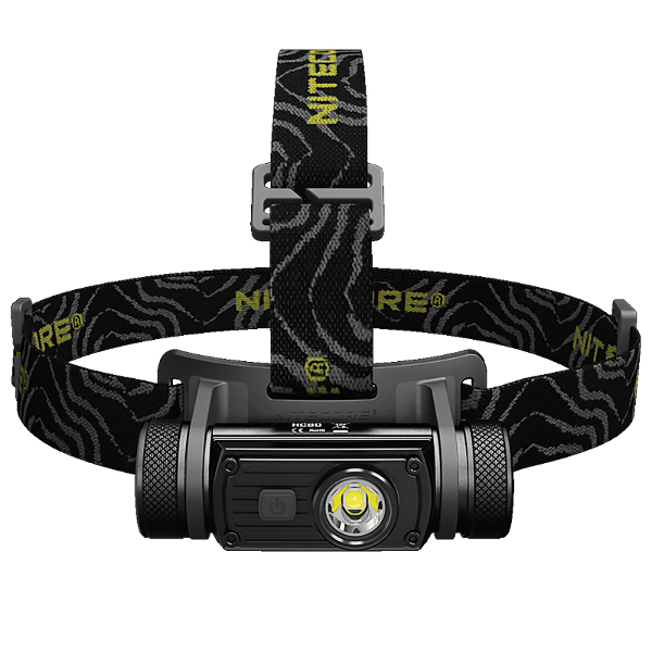 Фонарь Nitecore HC60 CREE XM-L2 U2 USB