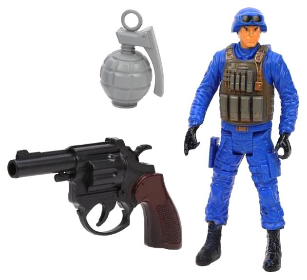 Купить Игр.набор Полиция, пакет, Наша игрушка, Детские наборы полицейского