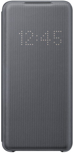 Чехол Samsung Smart LED View Cover X1 для Galaxy S20 Grey, Smart LED View Cover X1 для Galaxy S20, Grey  - купить со скидкой