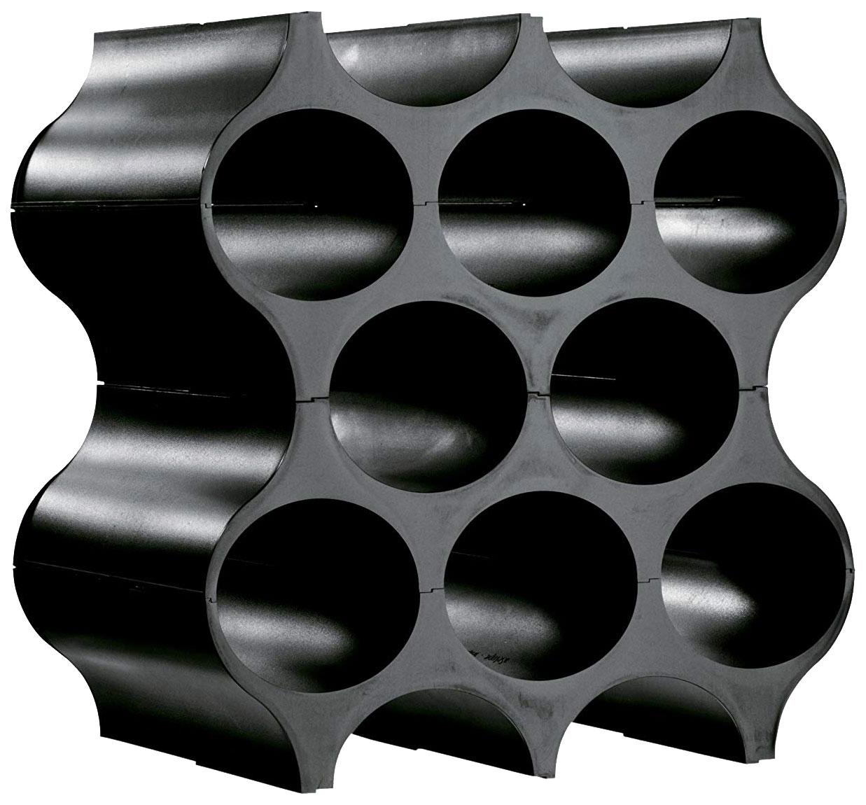Подставка для бутылок Koziol 3596526 Черный