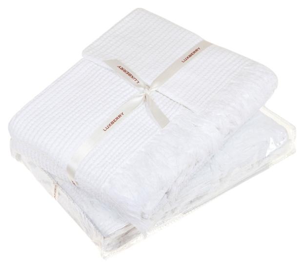 Набор полотенец Luxberry белый