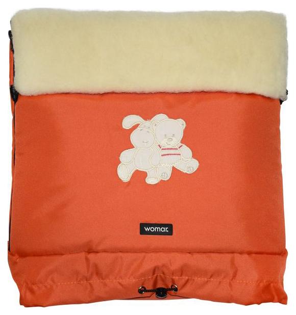 Купить Спальный мешок в коляску Womar Multi Arctic №20 2 Оранжевый, Конверты в коляску