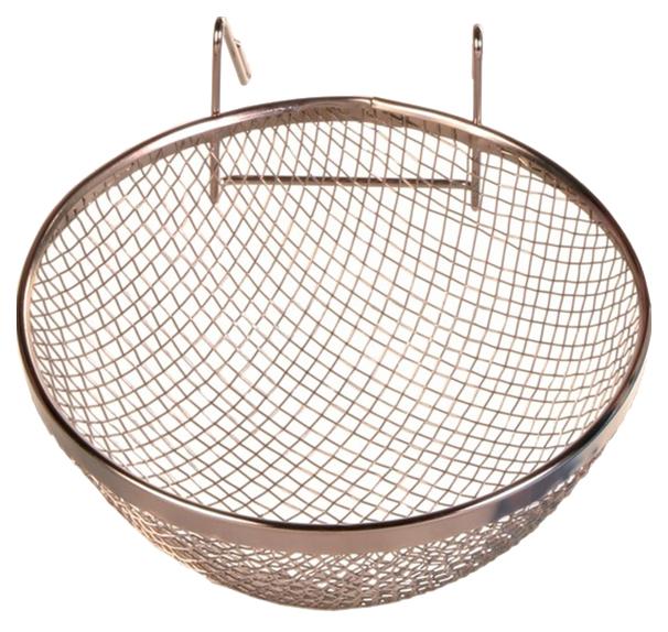 Гнездо для канарейки Trixie ф10 см металлическое