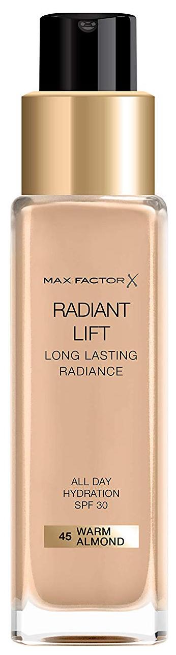 Тональный крем Max Factor Radiant Lift Foundation 45 Warm Almond 30 мл