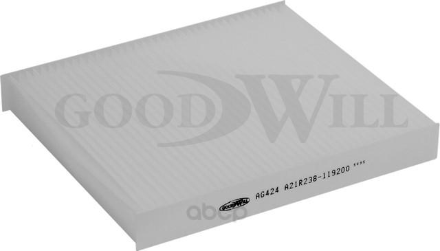 Фильтр воздушный салона Goodwill AG424CF