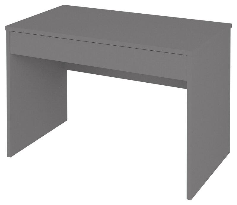 Детский стол письменный Polini Kids City Серый
